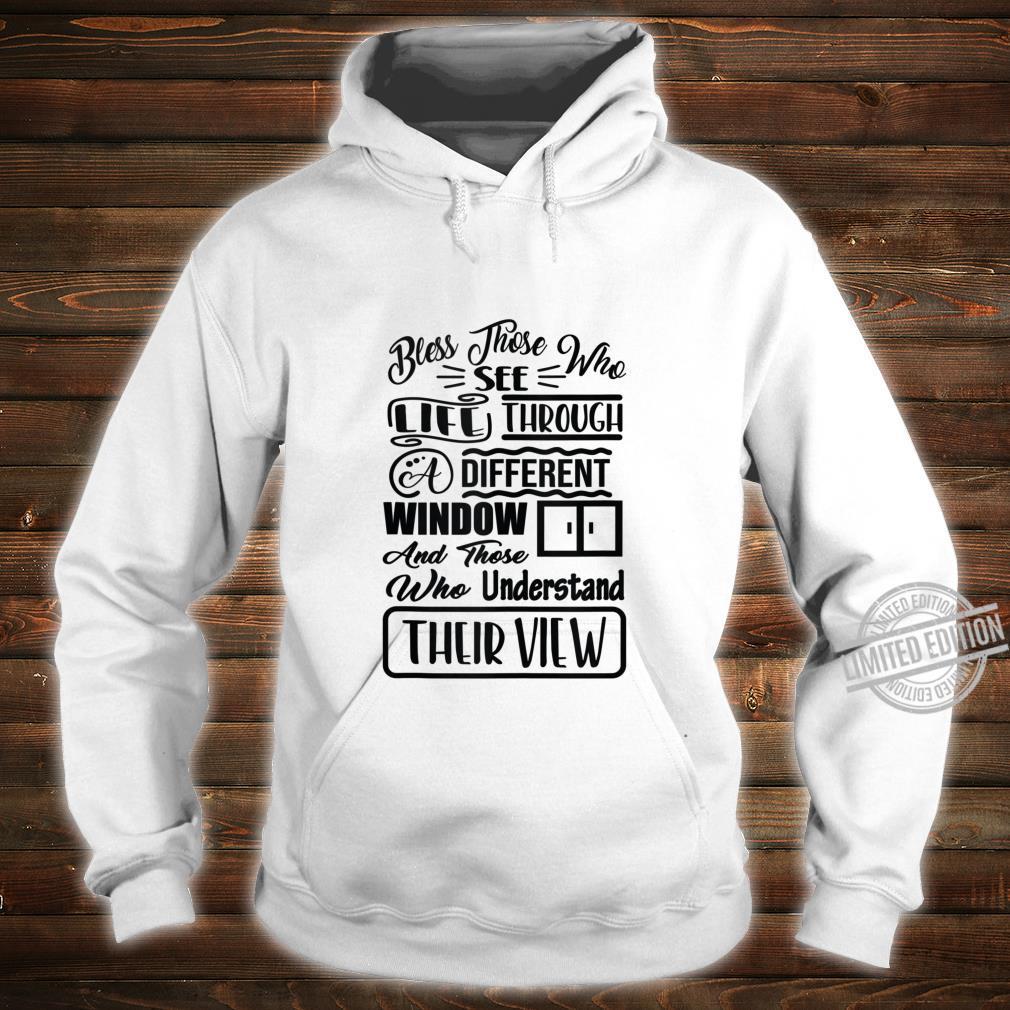 Autistic Support ASD Warrior Unique Autism Awareness Shirt hoodie