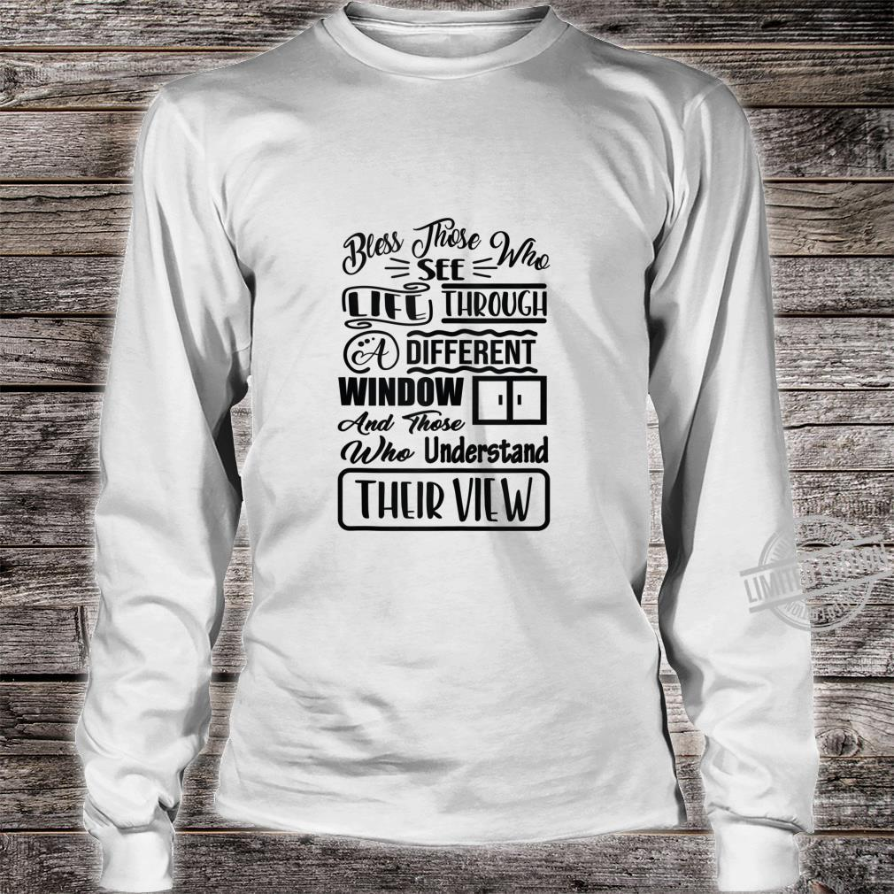 Autistic Support ASD Warrior Unique Autism Awareness Shirt long sleeved