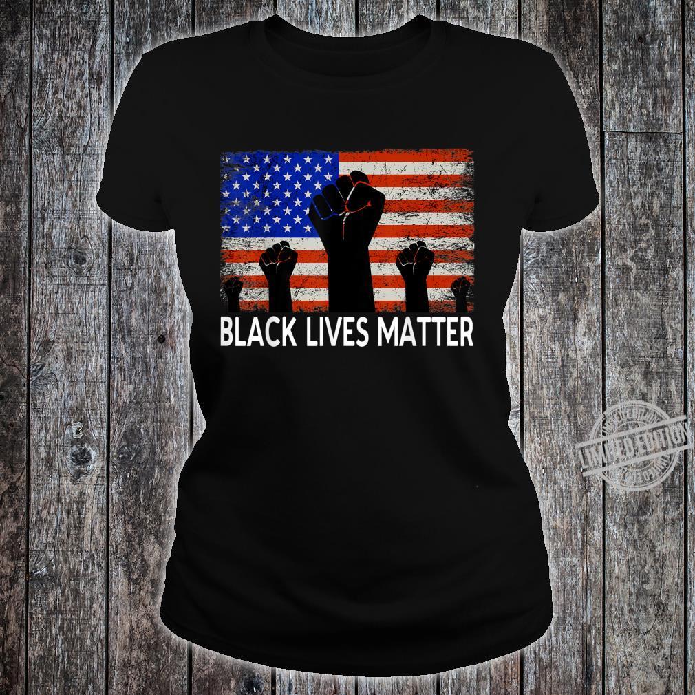 BLM Black Lives Matter Shirt ladies tee