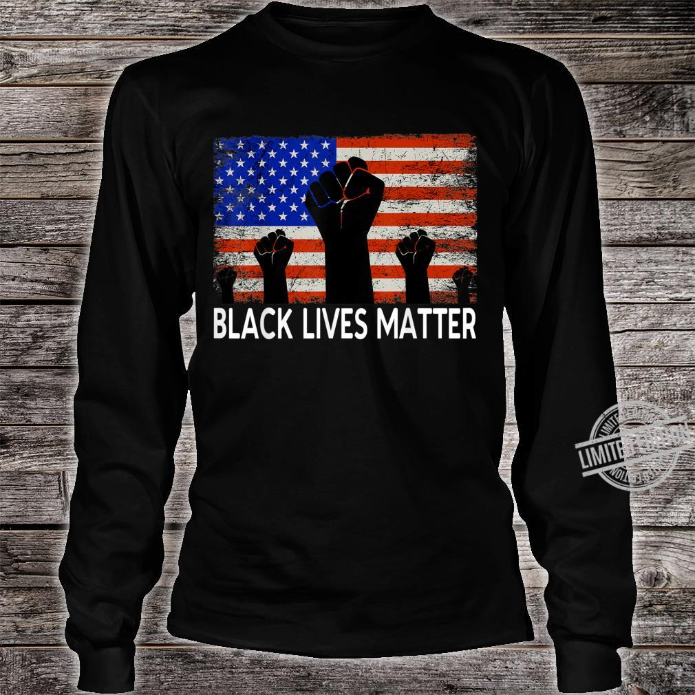 BLM Black Lives Matter Shirt long sleeved