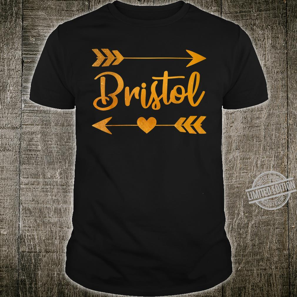 BRISTOL VA VIRGINIA City Home Roots USA Shirt