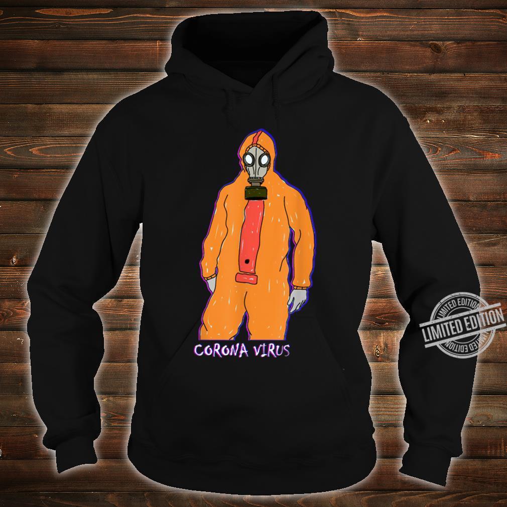 Banish C.o.r.o.n.a Virus Shirt hoodie