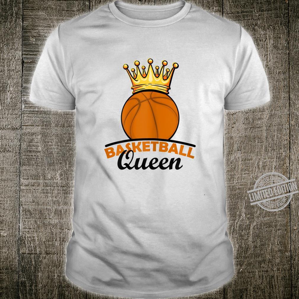 Basketball Queen Player Shirt