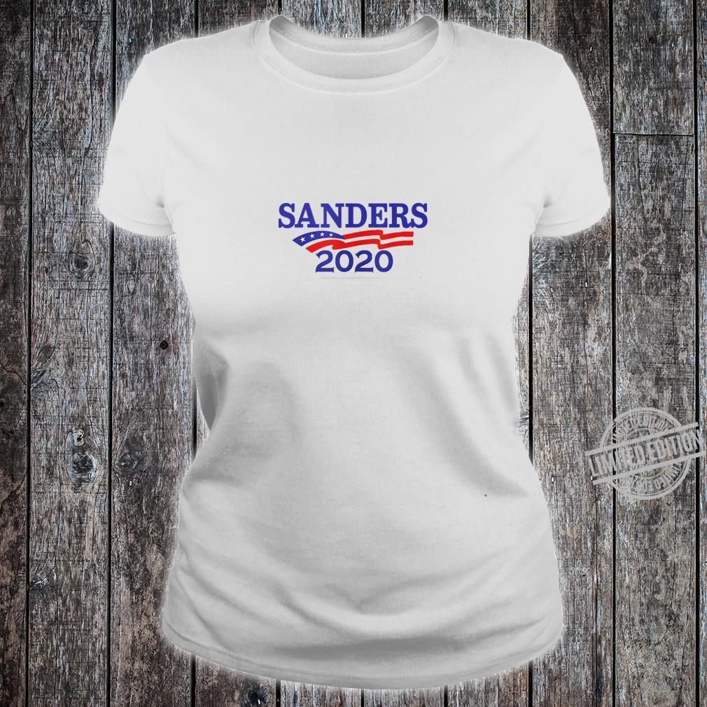 Bernie Sanders For President 2020 Shirt ladies tee