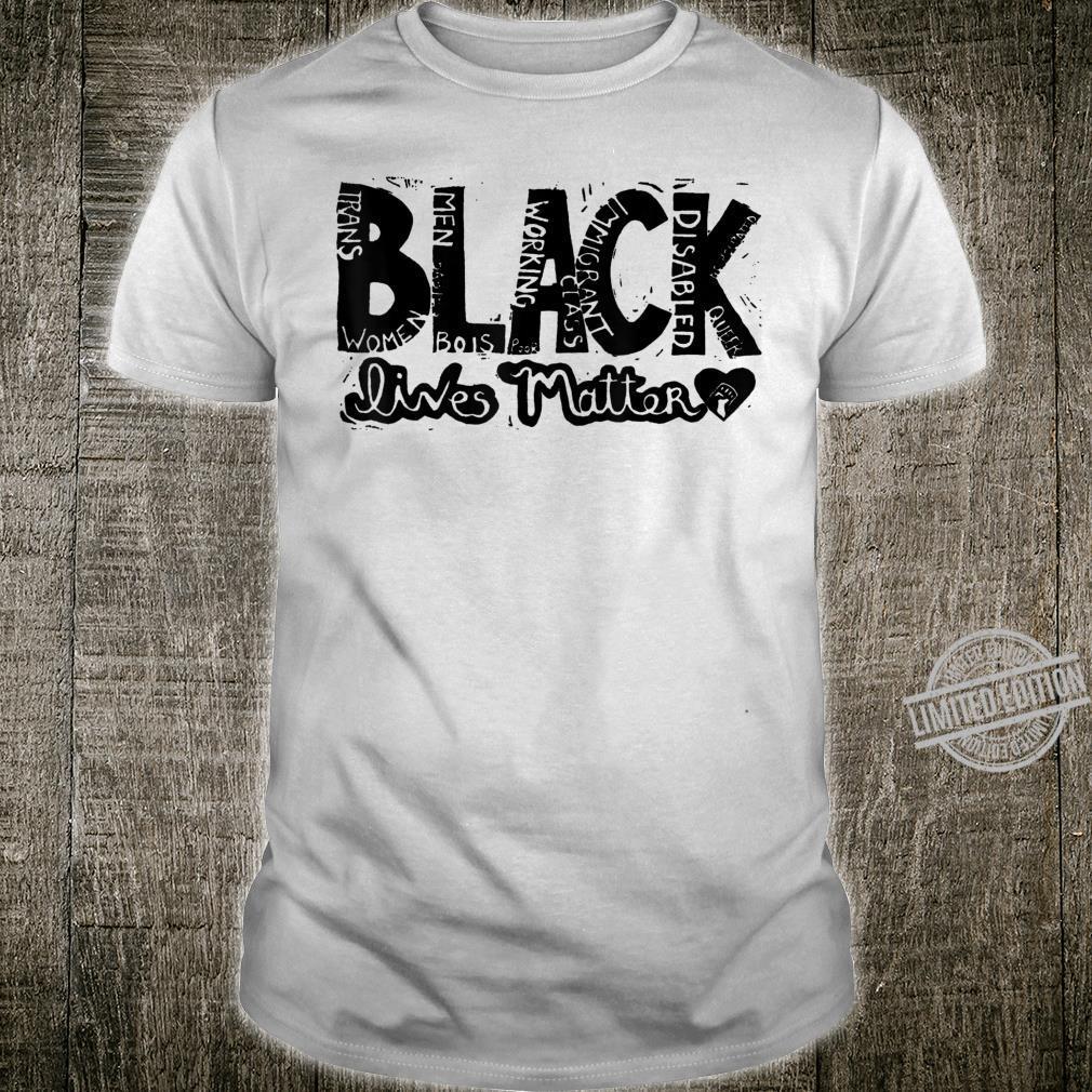 Black Lives Matter Black Pride Geschenke Shirt