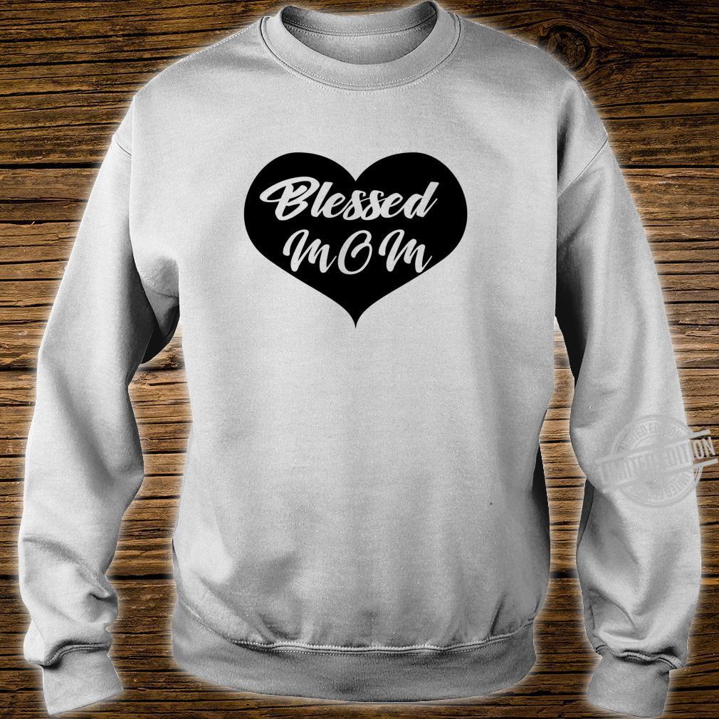 Blessed mom Langarmshirt Shirt sweater