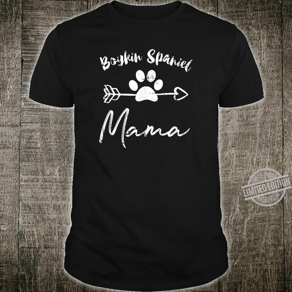 Boykin Spaniel Dog Mom Shirt Boykin Spaniel Mama Shirt