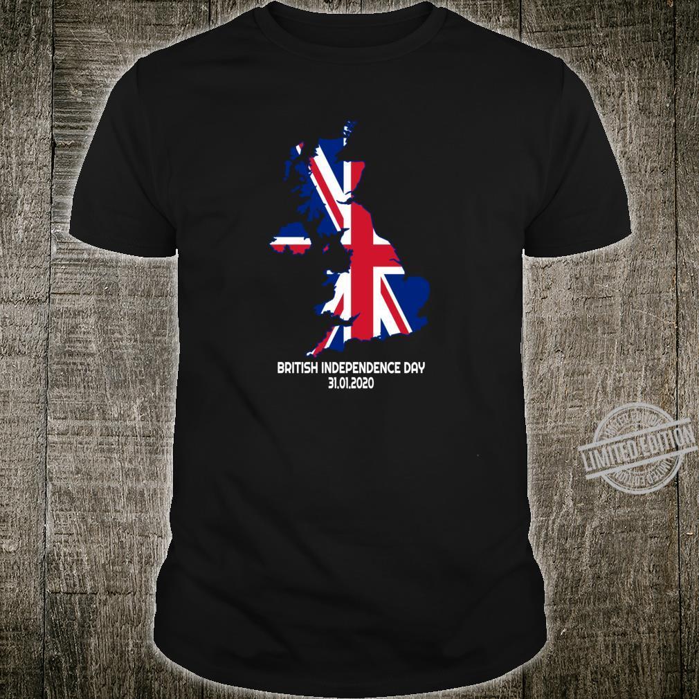 British Independence Day Brexit January 2020 UK Shirt