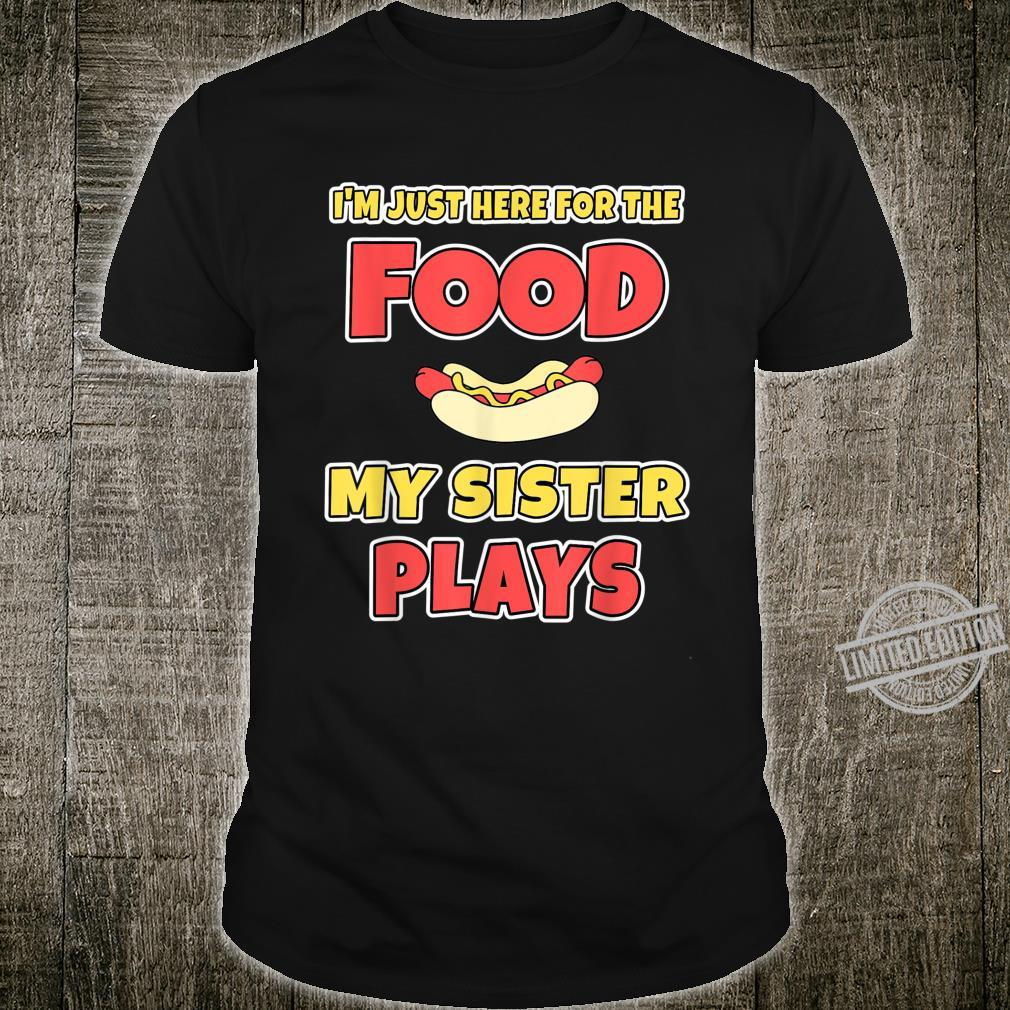 Brother Sister Girls Volleyball Shirt