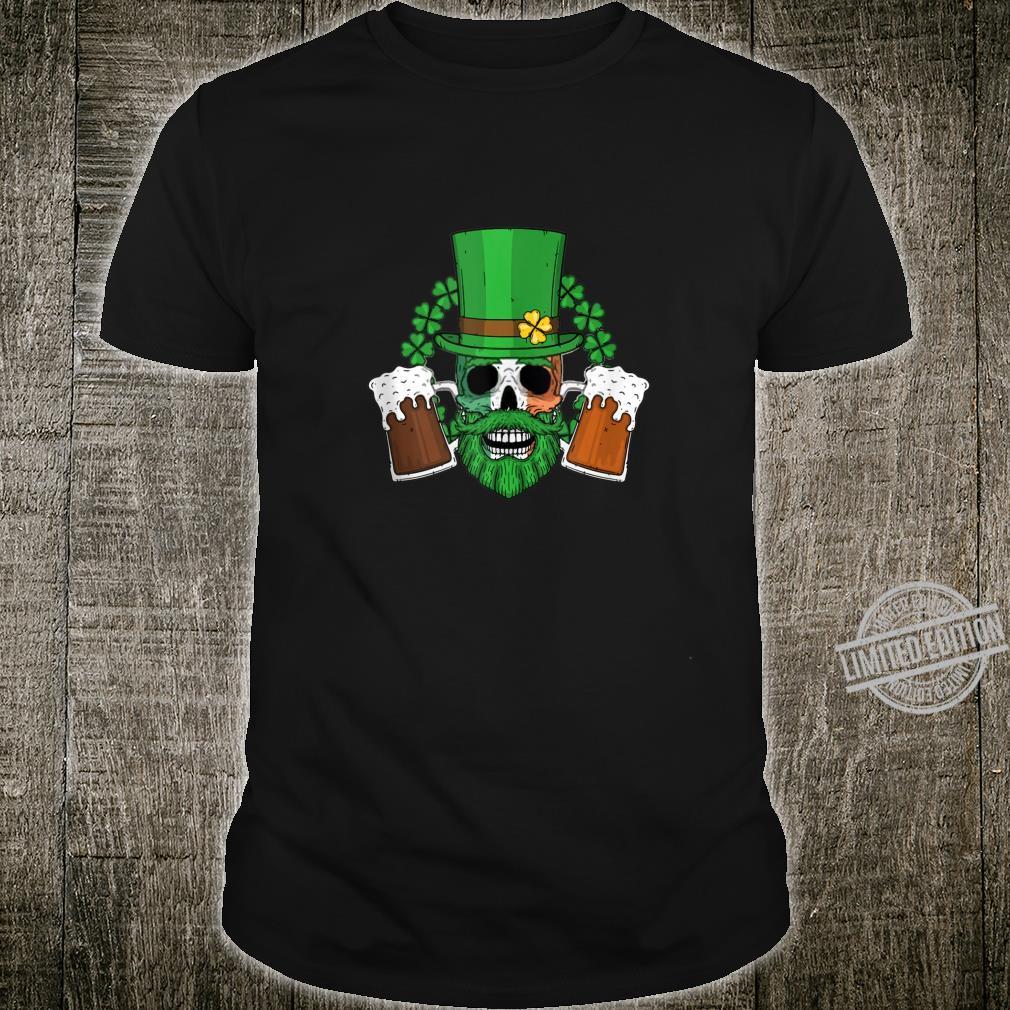 Candy Skull Saint Patrick's Day, St. Patricks Day, St. Pat Shirt