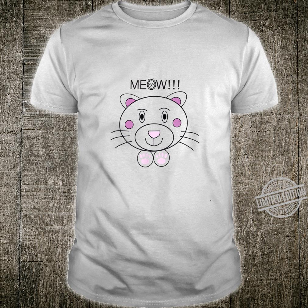 Cute n Chubby kitty cat Shirt
