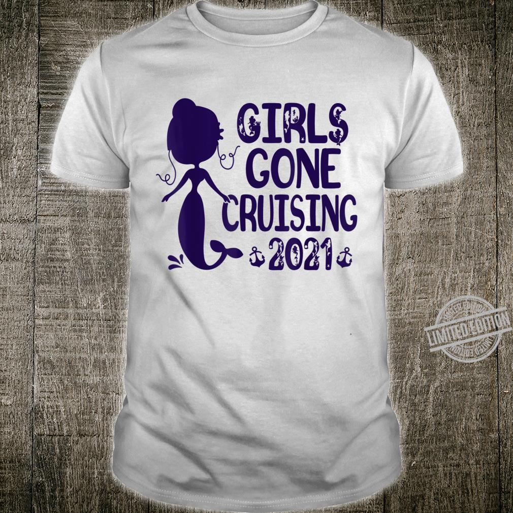 Family Cruise 2021 Girls Gone Cruising Shirt