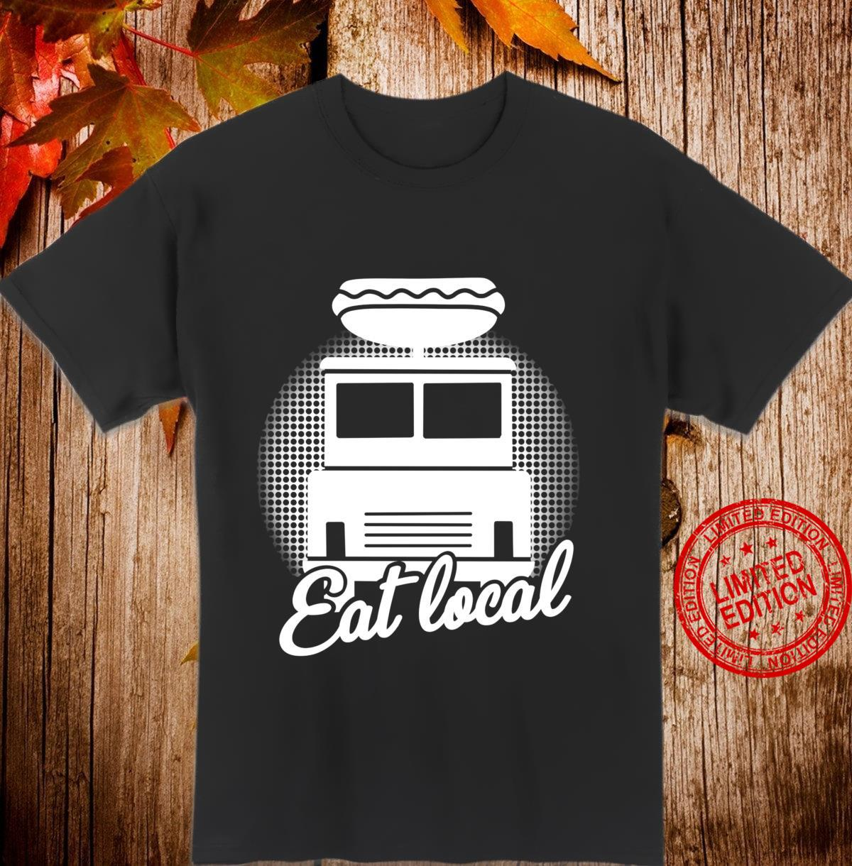 Food Truck Chef Shirt