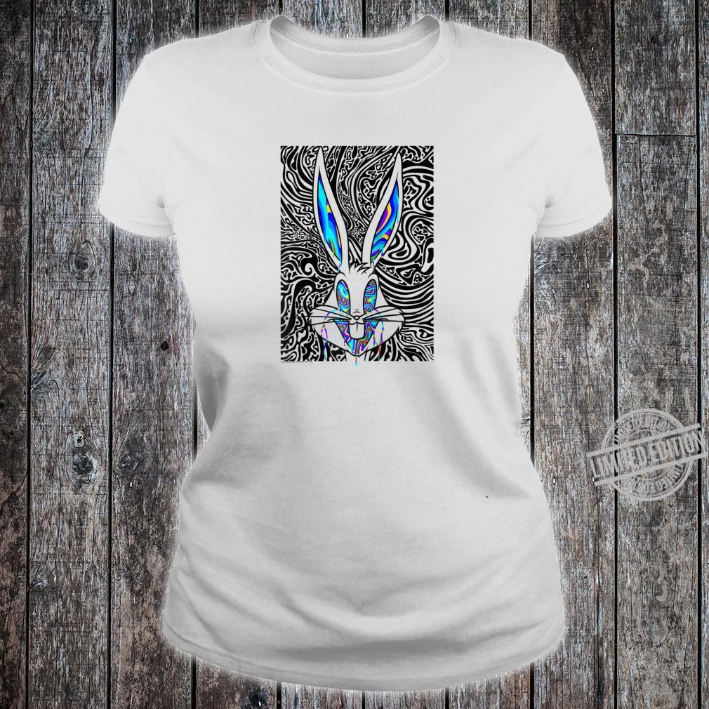 Looney Tunes Bug Bunny Wild Bugs Shirt ladies tee
