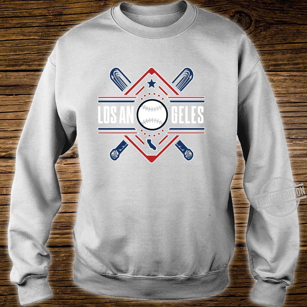 Los Angeles Bats & Field AllStar Home Run Baseball Ballpark Shirt sweater