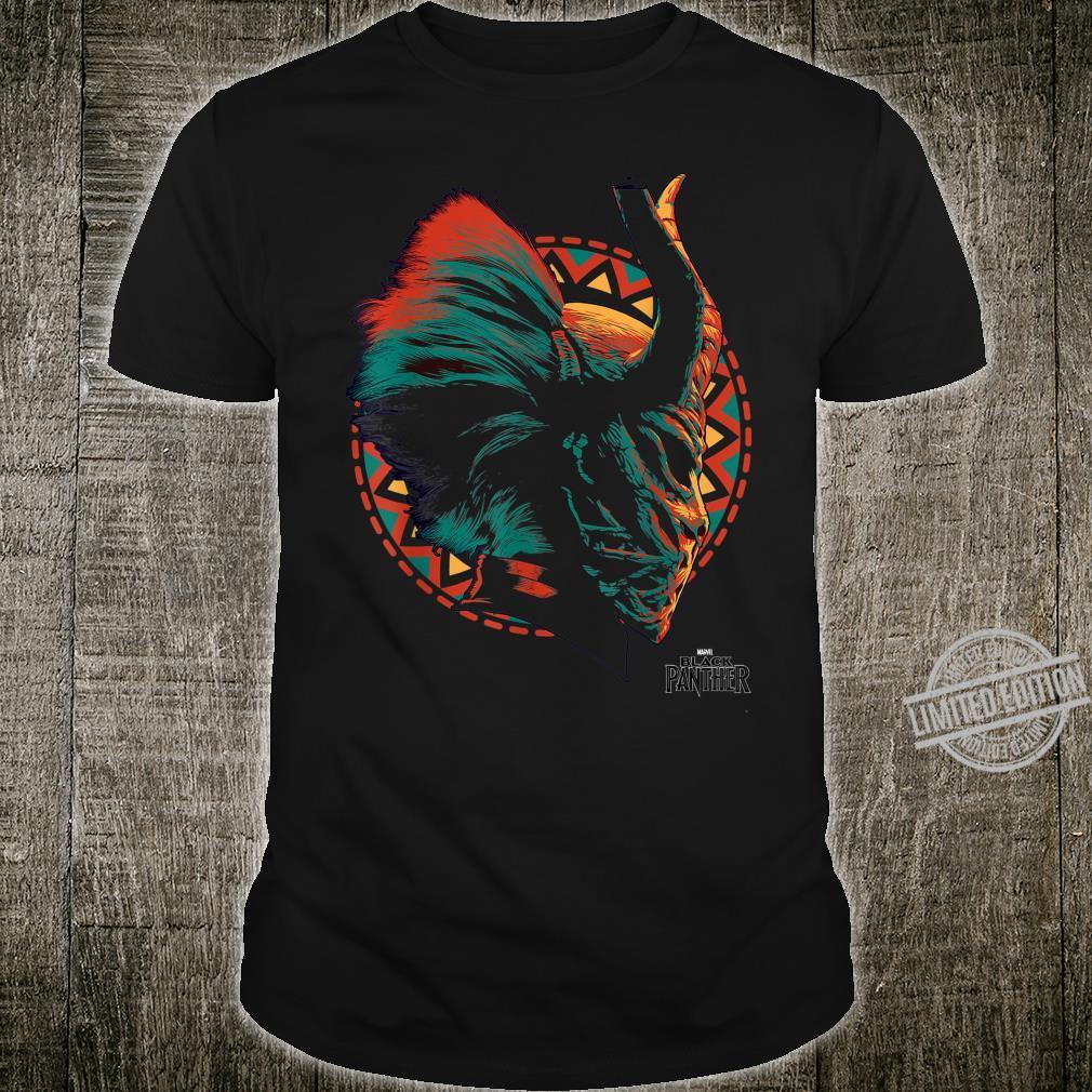 Marvel Black Panther Erik Killmonger Shirt