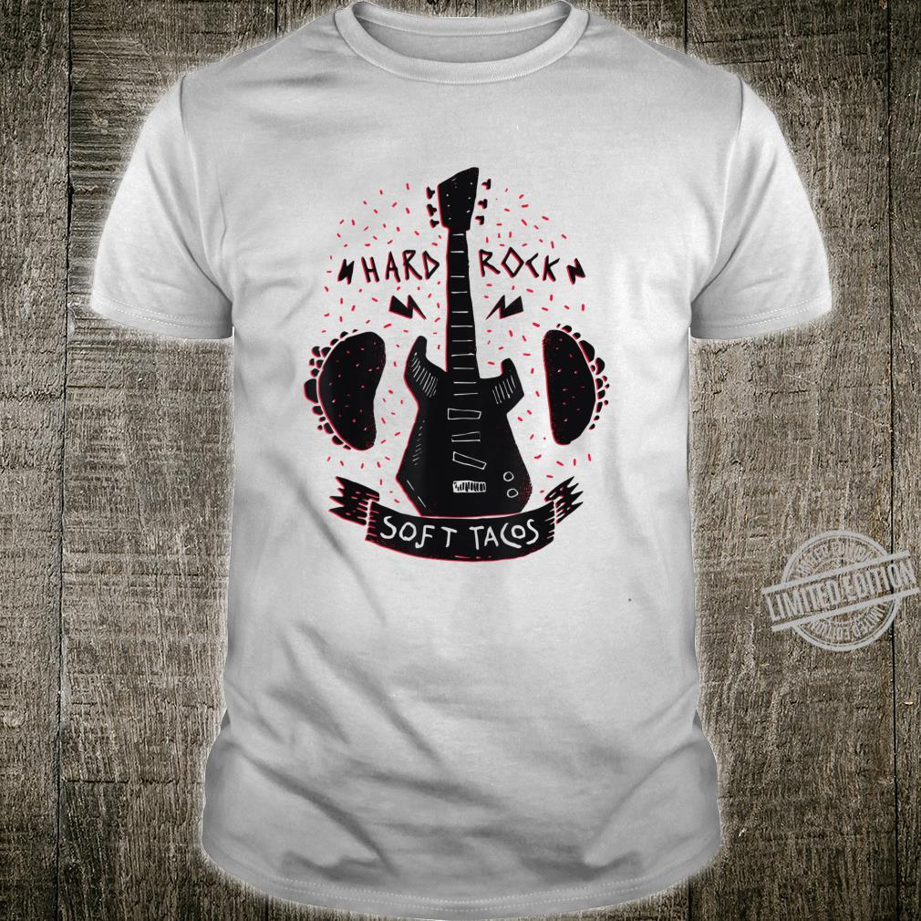 Music guitar taco fast food Mexico saying Shirt
