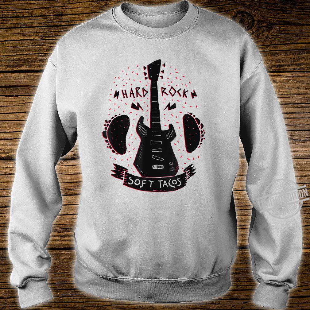 Music guitar taco fast food Mexico saying Shirt sweater