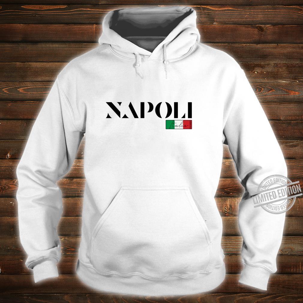NEAPEL NAPOLI ITALIEN ITALIA URLAUB SOMMER PARTY Langarmshirt Shirt hoodie