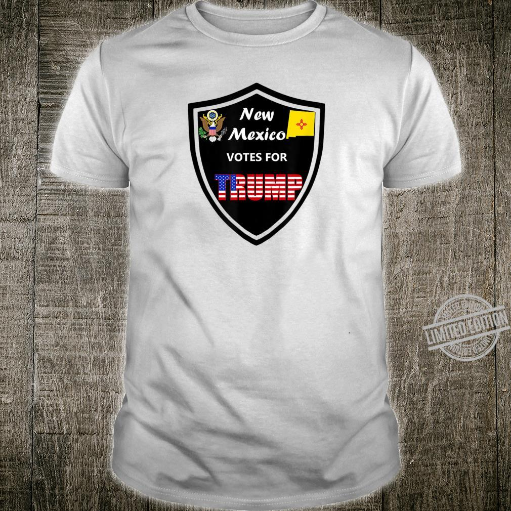 New Mexico Votes For Trump President 2020 Farbreihe Nr 1 Shirt