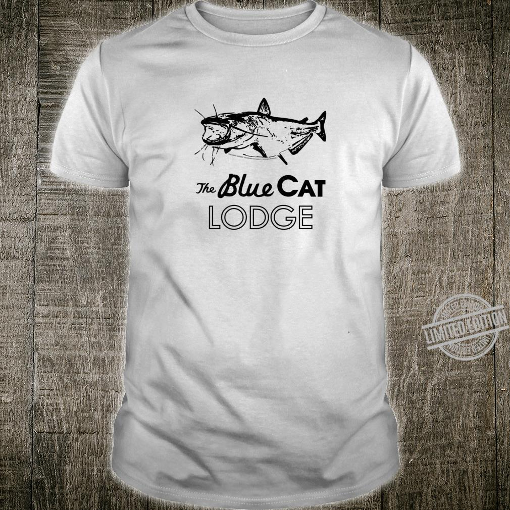 Ozark Blue Cat Lodge Shirt
