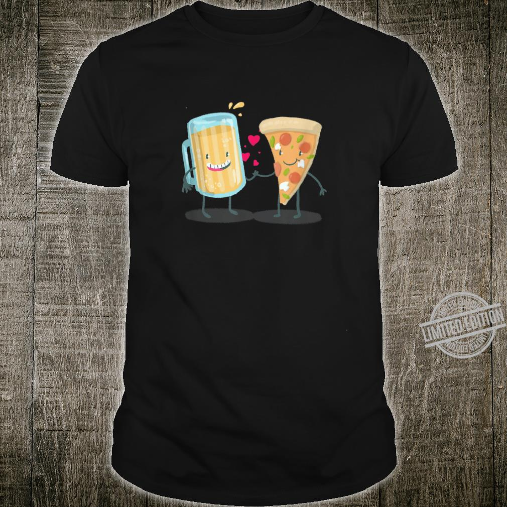 Pizza & Beer Best Friend Friends Forever Shirt