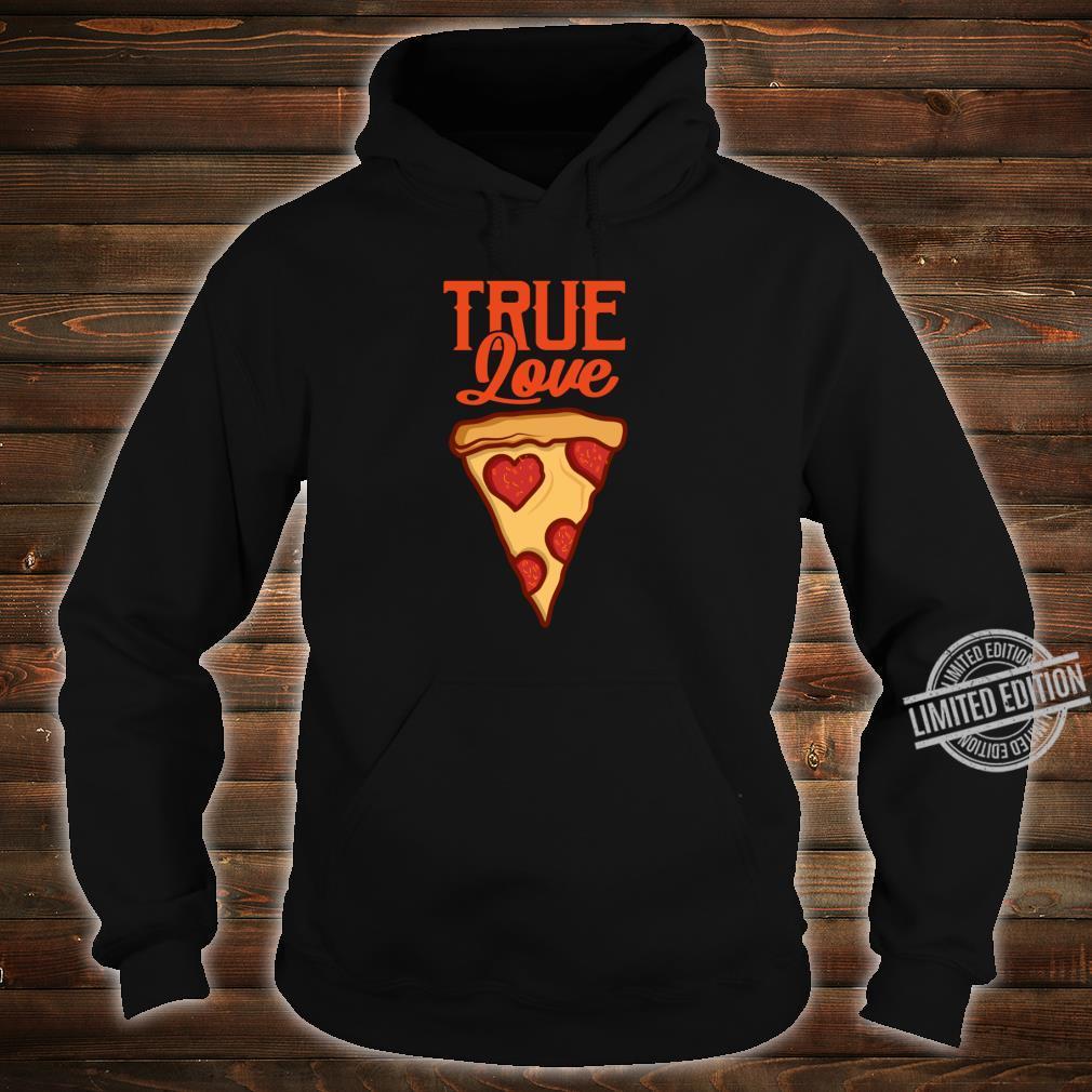 Pizza Lustig PIZZASTÜCK Pizzaliebhaber Geschenk Shirt hoodie