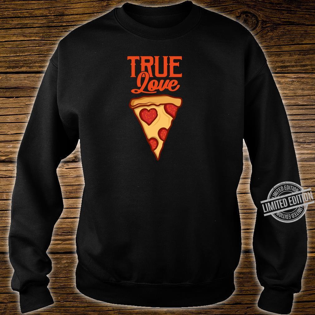 Pizza Lustig PIZZASTÜCK Pizzaliebhaber Geschenk Shirt sweater