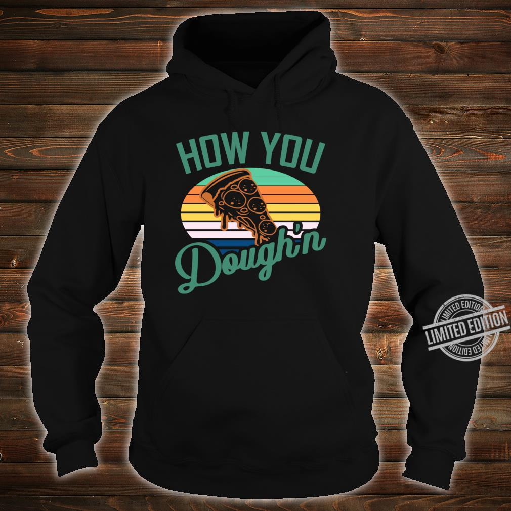 Pizza Lustig VINTAGE RETRO Pizzaliebhaber Geschenk Shirt hoodie