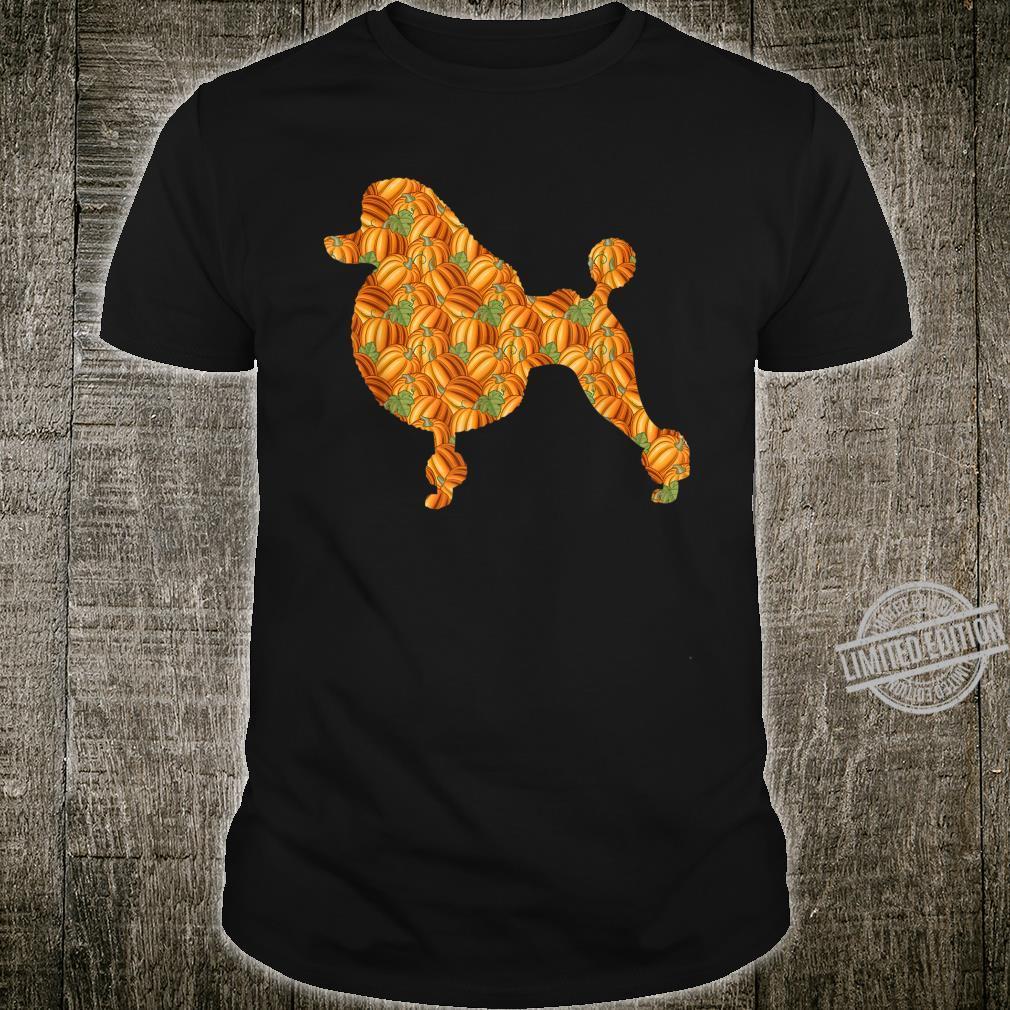 Poodle Easy Halloween Costume Dog Animal DIY Outfit Shirt