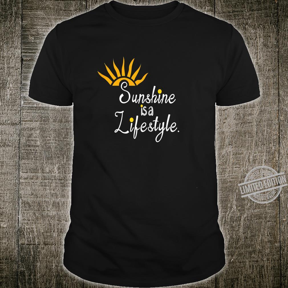 SUMMER SUNSHINE'S COOL SUMMER Shirt