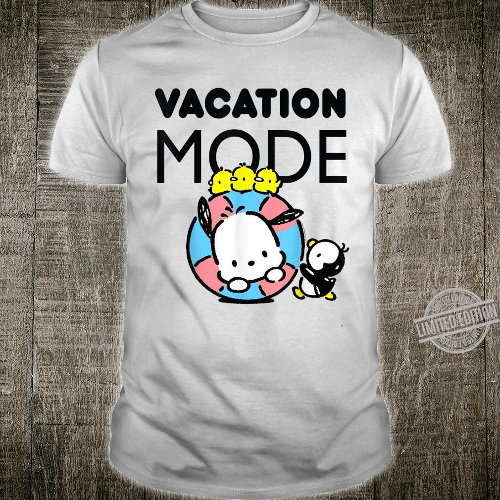 Sanrio Pochacco Dog Holiday Vacation Mode Shirt