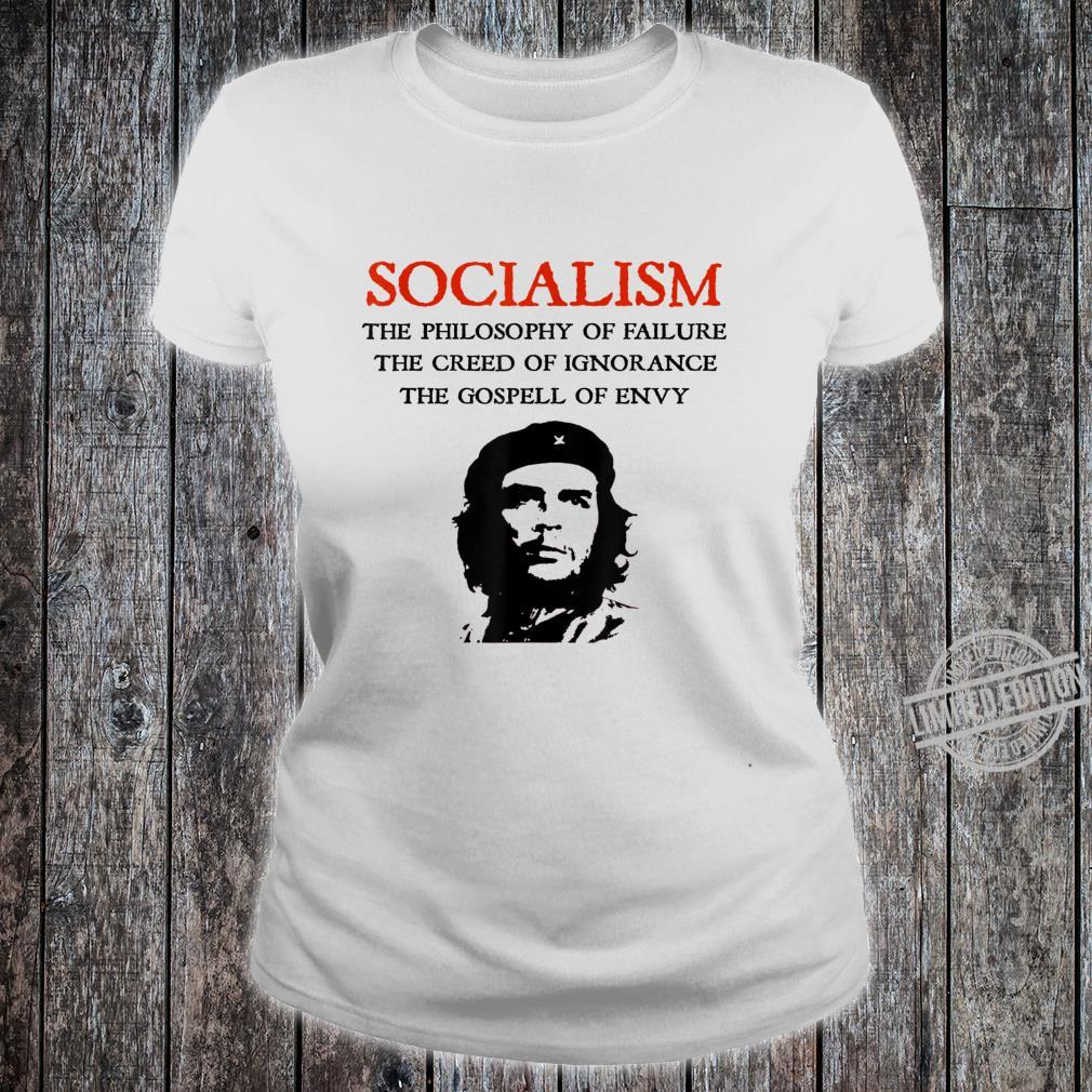 Socialism Philosophy Of Failure Shirt ladies tee