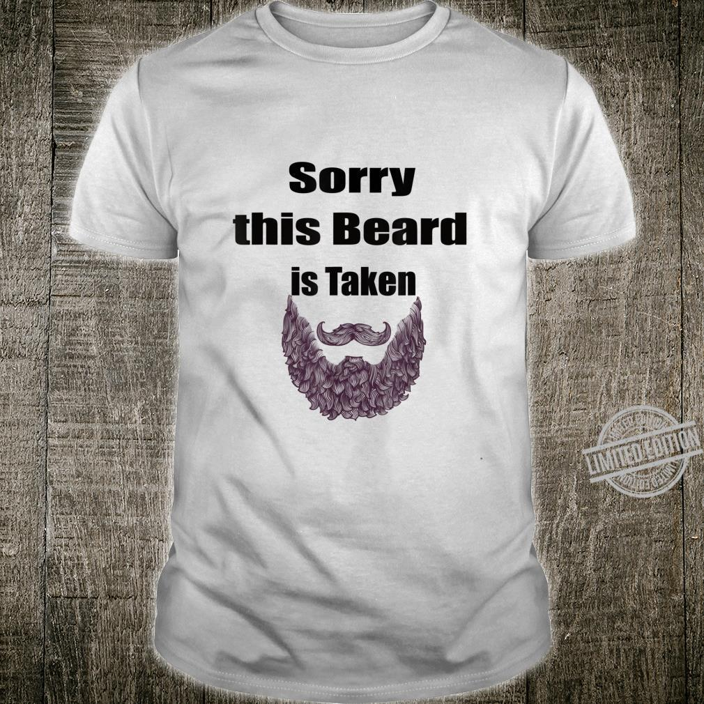 Sorry this beard taken from is't cute Shirt