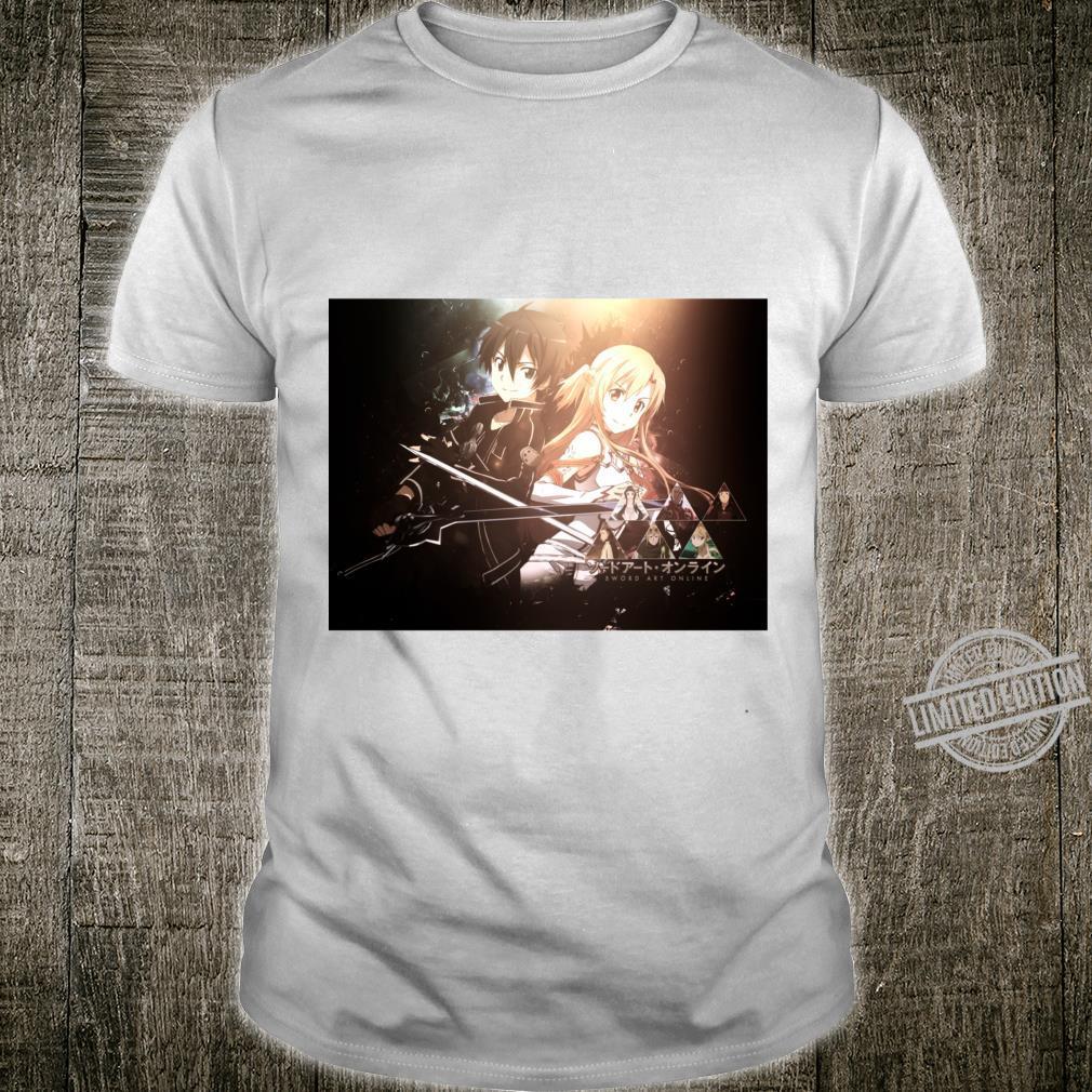 Sword Art Online BackGround Shirt