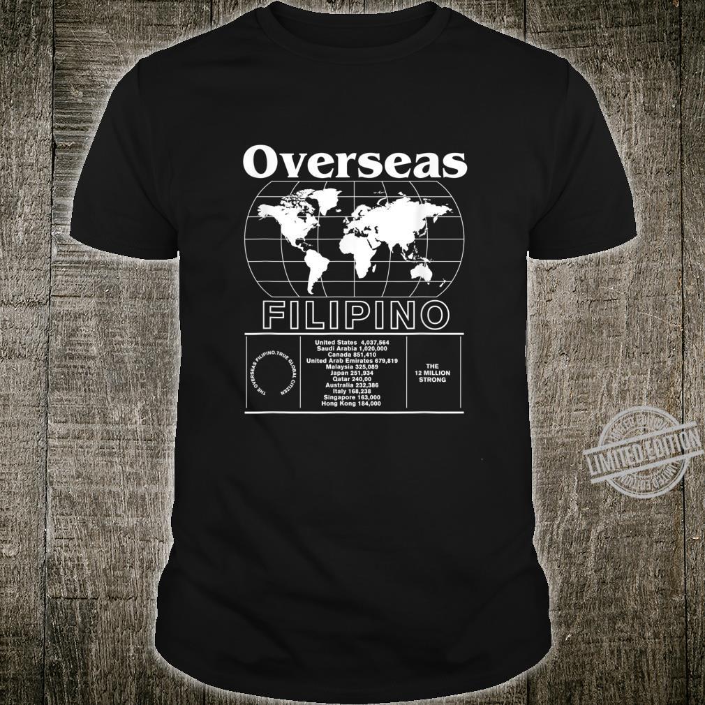 Team Manila Overseas Filipino Shirt