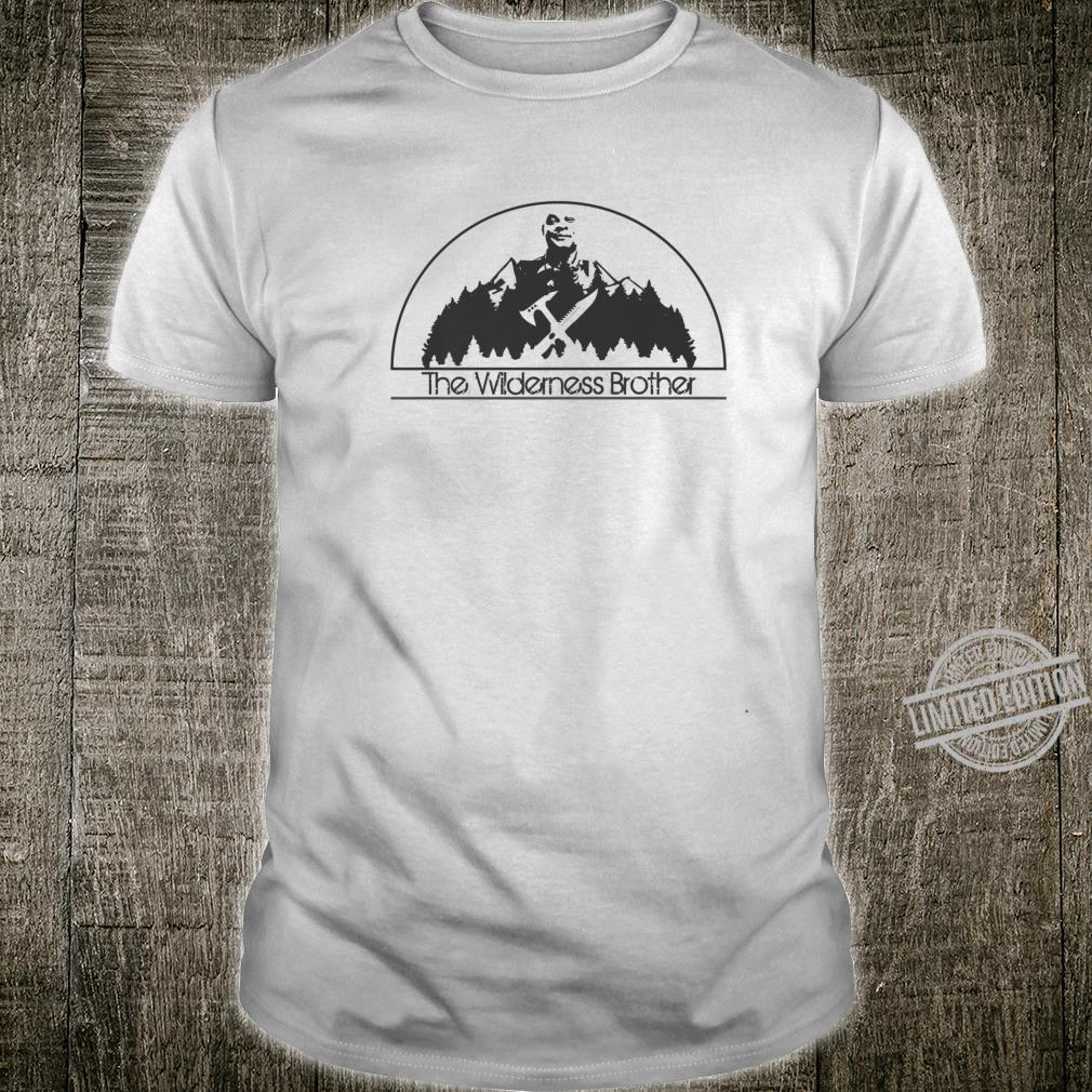 The Wilderness Brother Mountain Man Shirt