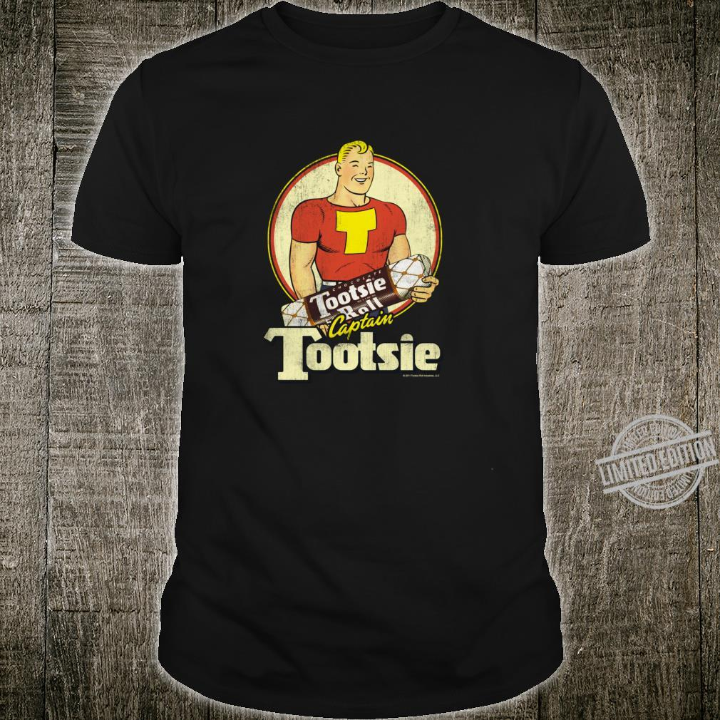 Tootsie Roll Captain Tootsie Shirt