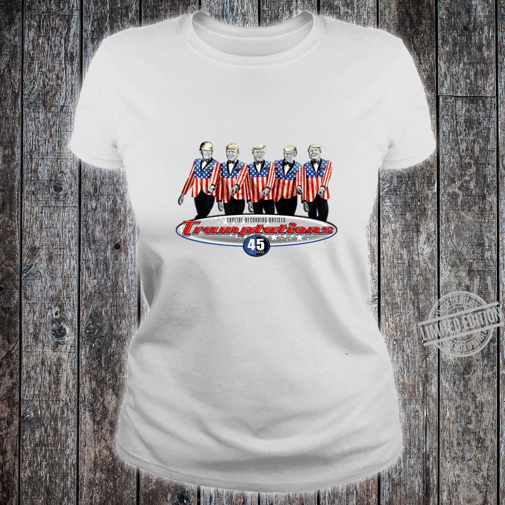 Trump Shirt ladies tee