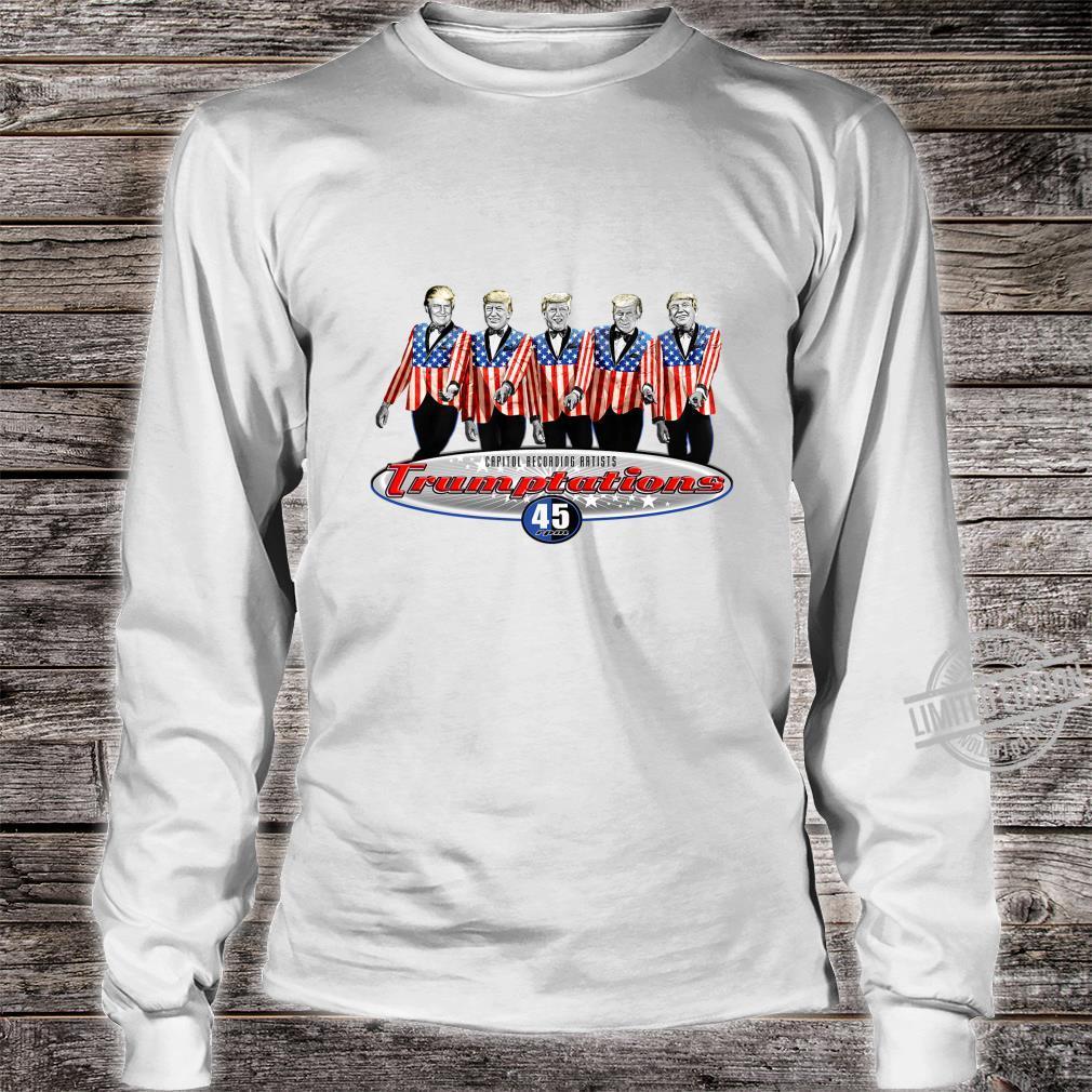 Trump Shirt long sleeved