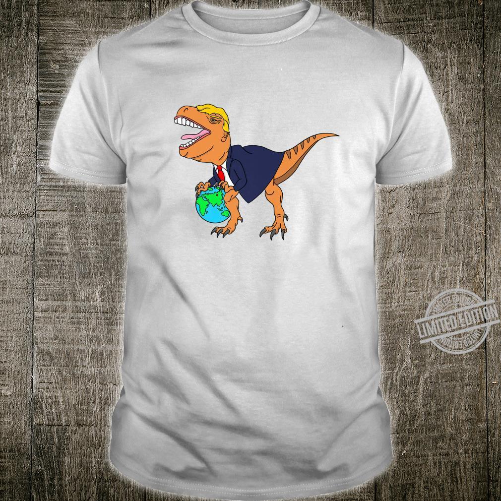 Trump TRex Trumposaurus Shirt