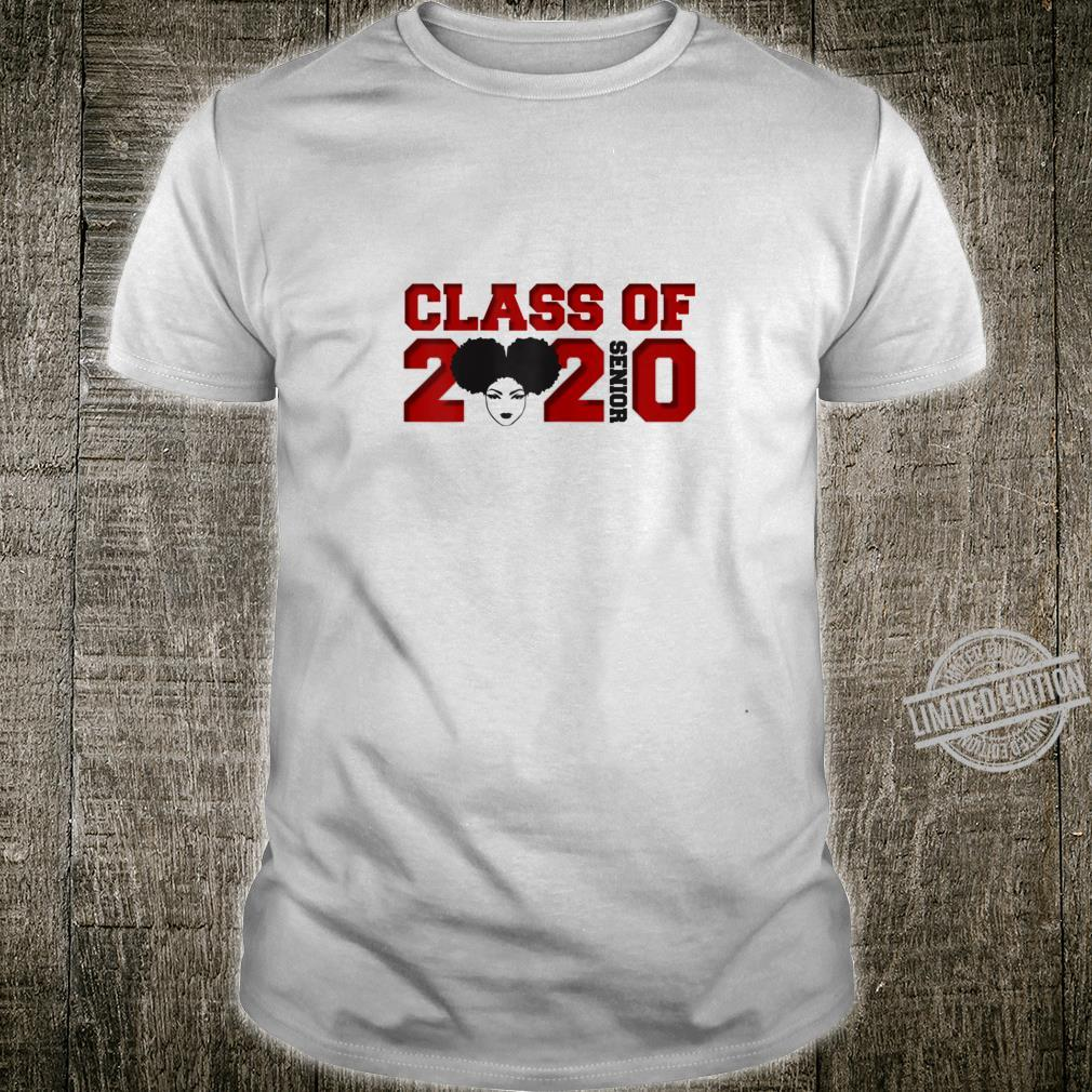 Womens Class of 2020 Senior Shirt